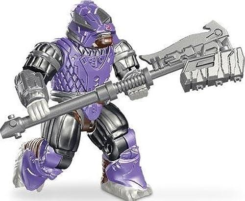 Envío 100% gratuito Halo Mega Bloks LOOSE Minifigure Covenant púrpura púrpura púrpura Brute Stalker [Series 9] by SERIES  barato