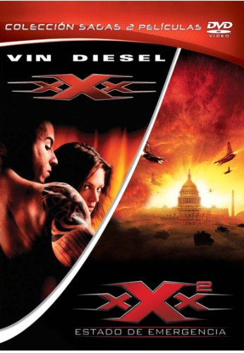 Colección Sagas: Xxx (Import Dvd) (2011) Vin Diesel; Samuel L Jackson; Marton ...