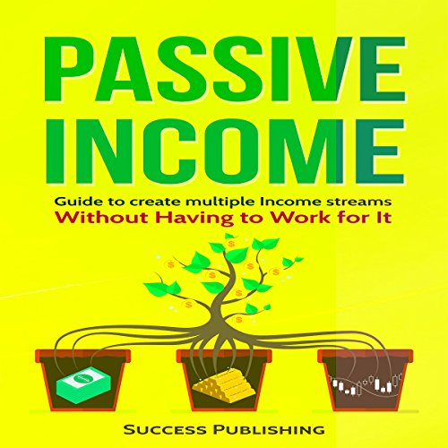 Passive Income audiobook cover art