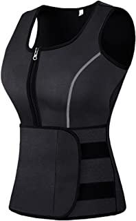 Sweat Vest for Women, Slimming Body Shaper, Weight Loss