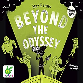 Beyond the Odyssey cover art