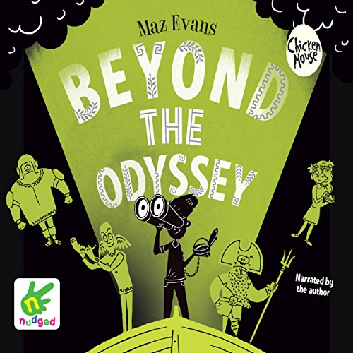 Beyond the Odyssey audiobook cover art