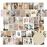 Ansontop 50 Stück Dunkler Stil Poster & Kunstdrucke für