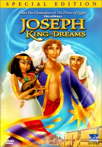 Price comparison product image Joseph:King of Dreams