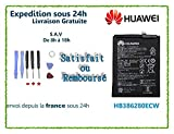 Batería Huawei HB386280ECW para Honor 6c Pro Ref JMM-L22/ Honor 9 Ref.: LLD-AL00 Al10 Tl10/Honor 9/Glory 9 Ref.: STF-AL00, STF- AL10, STF -L09 / STF-TL10/ P10 Ref VTR-AL00,VTR-L09, VTR-L29, VTR-TL00/