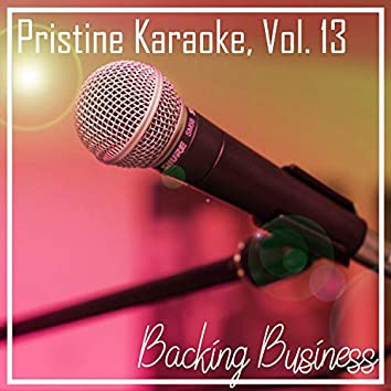 Pristine Karaoke, Vol. 13