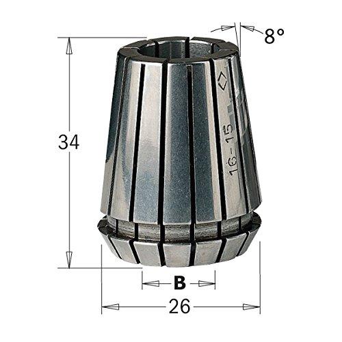 CMT Orange Tools CMT 184.080 Pinza elastica d=8 ER 25\