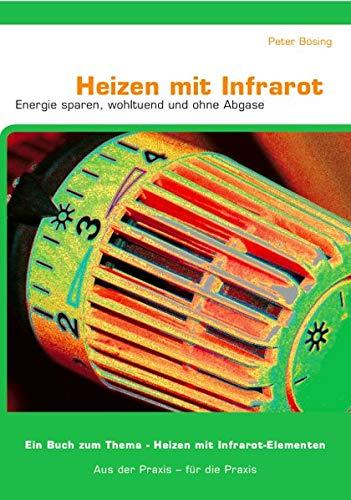 Heizen mit Infrarot: Energie sparen, wohltuend und ohne Abgase