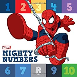 Image result for super friends mighty numbers book