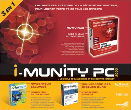 I-Munity PC (3 CD-Rom en 1 pack)
