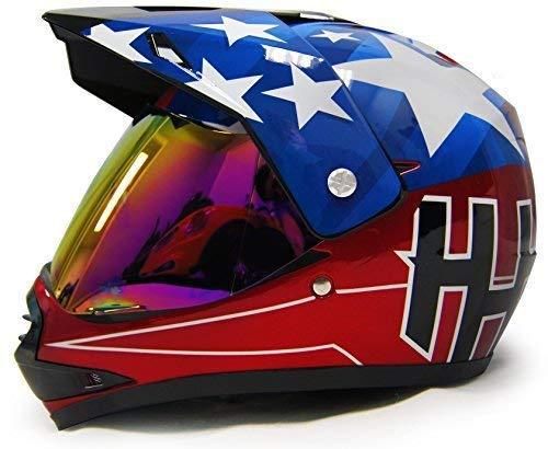 SmartDealsNow DOT Youth & Kids Helmet for Dirtbike...