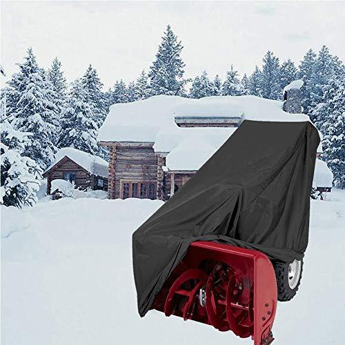 BCGT Schneefräse Abdeckungen, Wasserdicht Heavy Duty Polyester Material, Universalgröße Schneefräse Covers