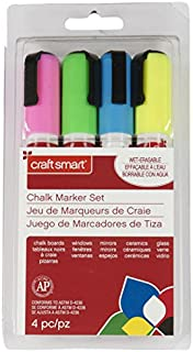 Chalk Marker Set, Fluorescent by Craft Smart