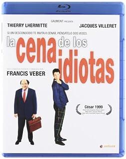 La Cena De Los Idiotas [Blu-ray] (B008OEH29G)   Amazon price tracker / tracking, Amazon price history charts, Amazon price watches, Amazon price drop alerts