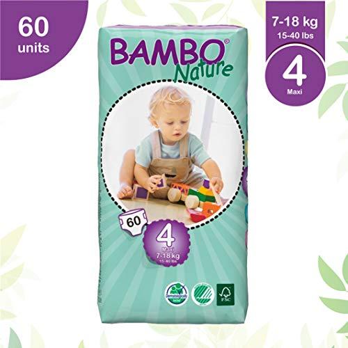 Bambo Nature Maxi (7-18kg)