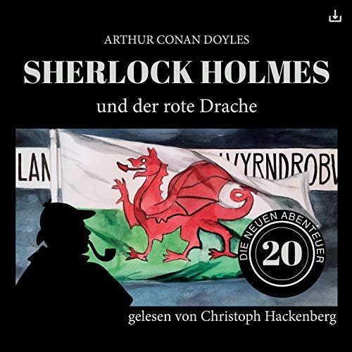 Sherlock Holmes und der rote Drache Titelbild