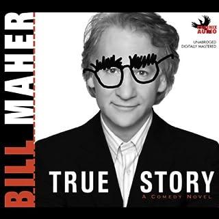 True Story audiobook cover art