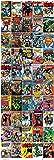 Dc Comics-Comic Covers, 53 x 158 Cm// Poster Poster