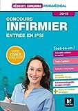 Réussite Concours - IFSI - Concours d'entrée 2019 - Préparation complète