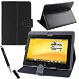 UC-Express Schutz Tasche f Trekstor Volks Tablet 2 Hülle 10.1 Edition Schutzhülle Cover Pen