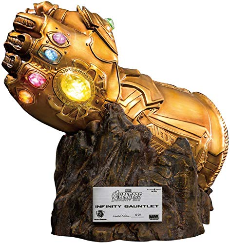 Entertainment Earth Avengers: Infinity War Infinity Gauntlet MC-004 Statue - PX image