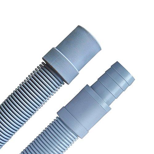 Spiralablaufschlauch-Verlängerung 19mm innen x 19mm außen