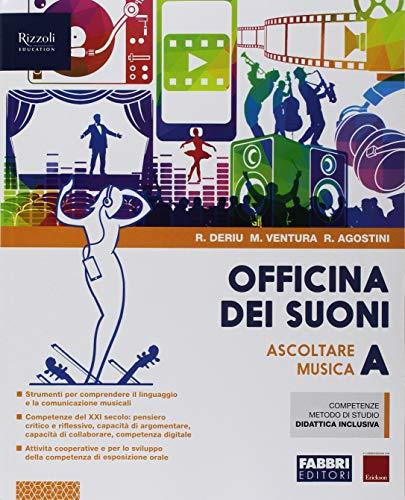 Officina dei suoni. Per la Scuola media. Con ebook. Con espansione online. Con DVD Audio: A-B