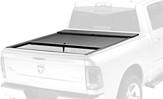 Roll-N-Lock LG448M M-Series Manual Retractable Truck Bed Cover for Dodge RAM 1500 SB 2009