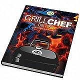 Outdoorchef Barbacoa Libro de Cocina Barbacoa Chef Charcoal On Fire, Multicolor, 22x 1.9x 25.4cm, 14.710.01