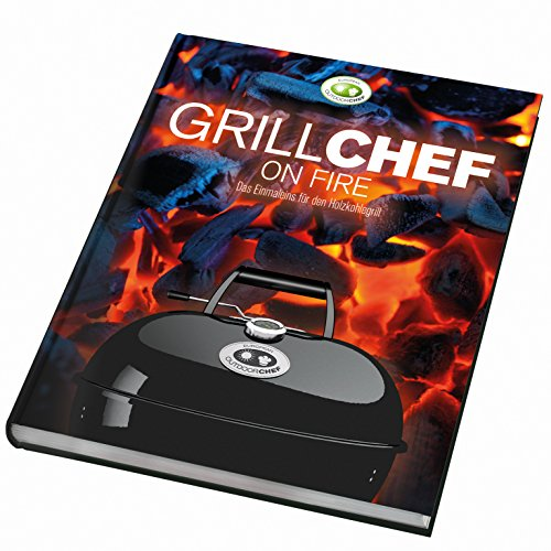 Outdoorchef Grillkochbuch Grillchef Charcoal
