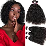 Best Grade Of Human Hair Weaves - Kinky Curly Hair Grade 8A Curly Weave Human Review