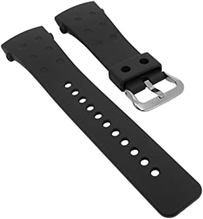 Genuine Replacement Casio Watch Factory Band Black Strap #10205173 G-8000-1V