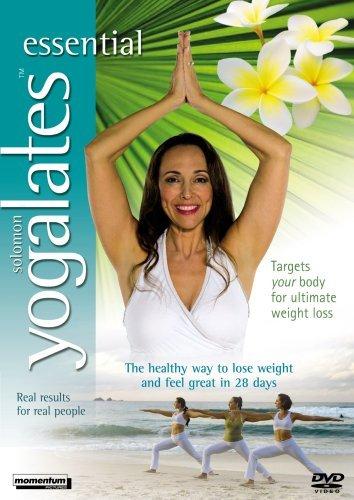 Essential Yogalates [DVD] [Reino Unido]