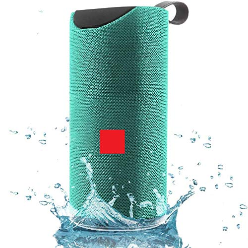 Drumstone Loud Portable Bluetooth Speakers - Wireless and...