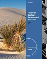 Theory of Strategic Management with Cases, International Edition 10e