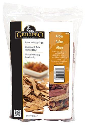 GrillPro 00250 Alder Wood Chips,Brown