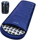 NORSENS Backpacking Sleeping Bags -3 Season & Cold Weather, Lightweight Compact Sleeping Bag with Upgraded Compression Sack…