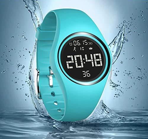Smart Watch, Tracker Watch, Activity Tracker Waterproof Smart Watch with Pedometer Watch and Calorie Counter Watch for Kids Women Men