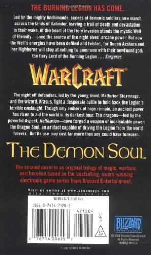 Warcraft: War of the Ancients #2: The Demon Soul (Bk. 2)