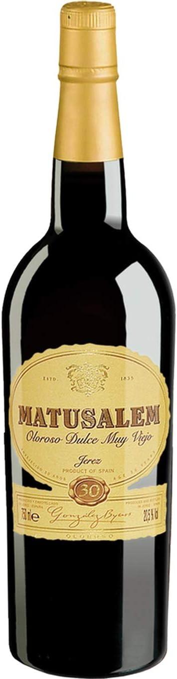 Matusalem Oloroso Dulce muy viejo- Vino DO Jerez - 750 ml