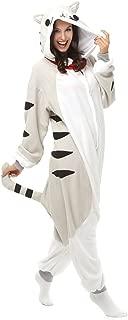 Adult Chi's Cat Onesie Fleece Cartoon Sleepwear Cosplay Costume Unisex