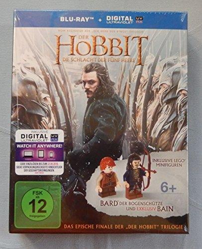 Der Hobbit: Die Schlacht der fünf Heere inkl. 2 LEGO Minifiguren