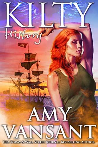 Book: Angeli - The Pirate, the Angel & the Irishman by Amy Vansant