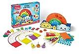 MAPED Creativ Early Age Color Emotions-Coffret Multi-Activités Arc en Ciel à Décorer-Loisir Créatif dès 2 Ans, Multicouleur, Taille Unique