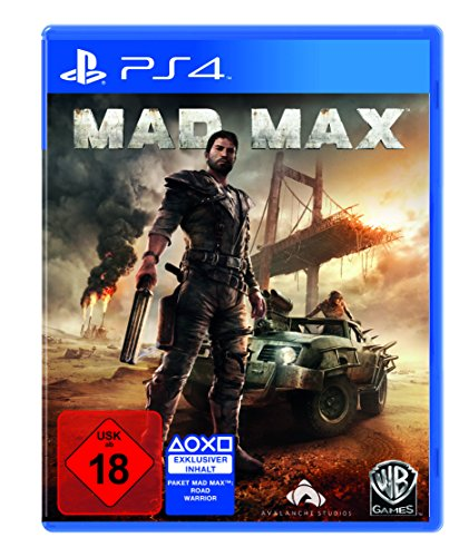 Mad Max - [PlayStation 4]