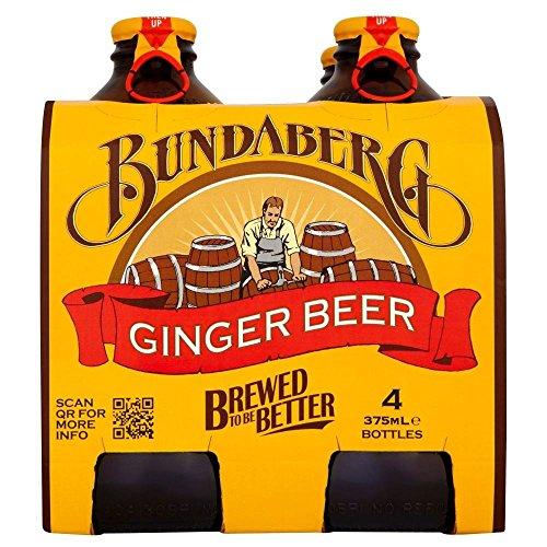Bundaberg - Ginger Beer - 4x0,33l inkl. Pfand
