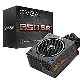 EVGA 850 BQ, 80+ BRONZE 850W, Semi Modular, 5 anni Garanzia, include il tester automatico-Alimentazione GRATUIT, Alimentazione PC 110-BQ-0850-V2