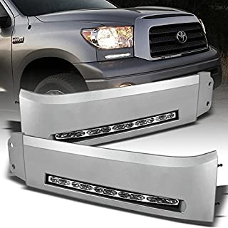 For 07-13 Toyota Tundra | 08-13 Sequoia Build-In LED DRL Daytime Running Light Assembly