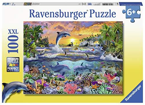 Ravensburger 10950 0 Tropisches Paradies Puzzle, Mehrfarbig