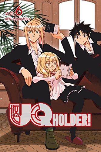 UQ Holder! Vol. 6 (English Edition)